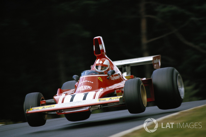 Clay Regazzoni - 5 vitórias