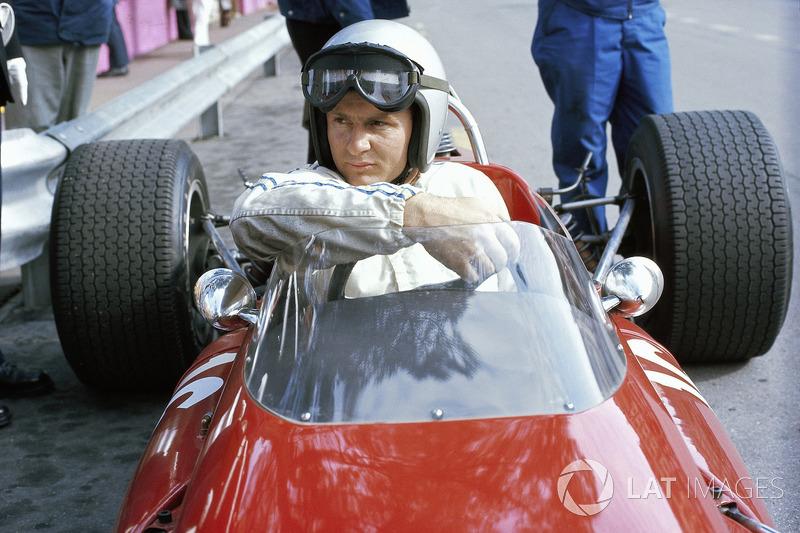 Bruce McLaren ( 30 de agosto de 1937 - 2 de junio de 1970)