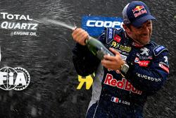 Le troisième Sébastien Loeb, Team Peugeot Hansen