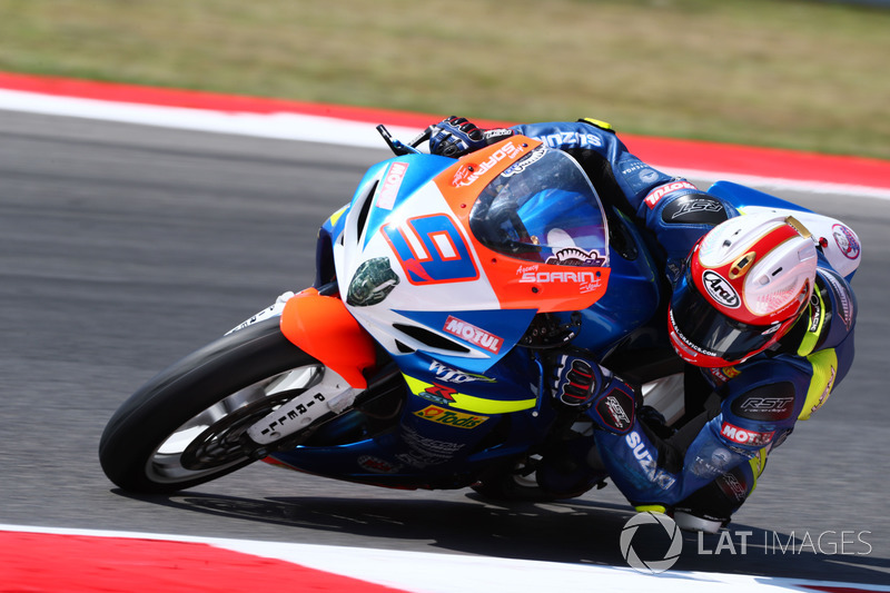 Connor London, Phoenix Suzuki Racing