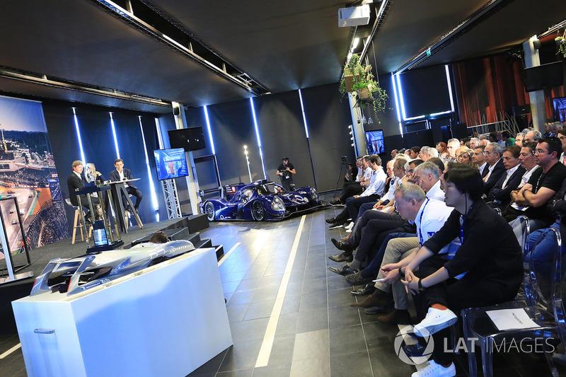 A.C.O.-Pressekonferenz