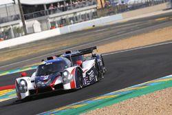 #2 United Autosports Ligier JSP3 - Nissan: John Falb, Sean Rayhall