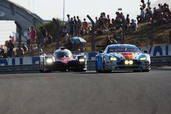 #99 Beechdean AMR Aston Martin Vantage GTE: Andrew Howard, Ross Gunn, Oliver Bryant, #8 Toyota Gazoo