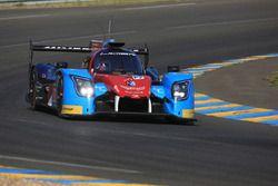 #33 Eurasia Motorsport Ligier JS P217 Gibson : Jacques Nicolet, Pierre Nicolet, Erik Maris