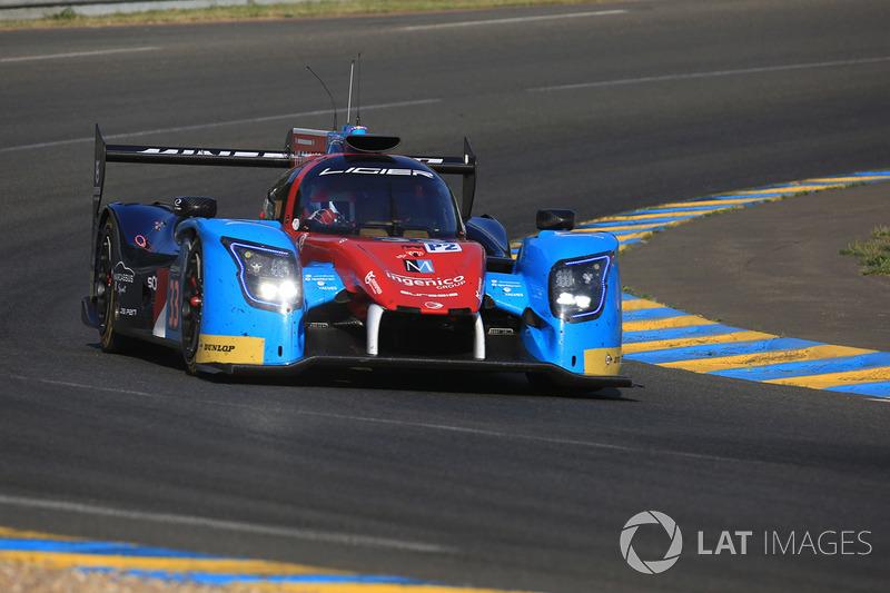13. LMP2: #33 Eurasia Motorsport, Ligier JS P217 Gibson