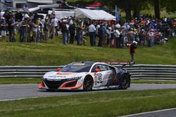 #43 RealTime Racing, Acura NSX GT3: Ryan Eversley, Tom Dyer