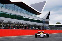 Une Williams FW11 Honda