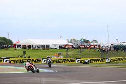 Eugene Laverty, Milwaukee Aprilia, Jordi Torres, Althea Racing