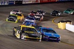 Эрик Алмирола, Richard Petty Motorsports Ford и Тревор Бейн, Roush Fenway Racing Ford