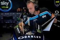 Sky Racing Team VR46 team member