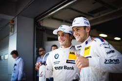 Bruno Spengler, BMW Team RBM, BMW M4 DTM, Tom Blomqvist, BMW Team RBM, BMW M4 DTM