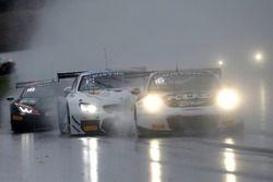 #17 KÜS TEAM75 Bernhard, Porsche 911 GT3 R: Mathieu Jaminet, Michael Ammermüller, #42 BMW Team Schni