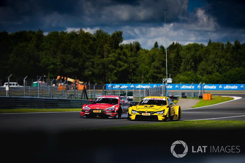 Ніко Мюллер, Audi Sport Team Abt Sportsline, Audi RS 5 DTM, Тімо Глок, BMW Team RMG, BMW M4 DTM