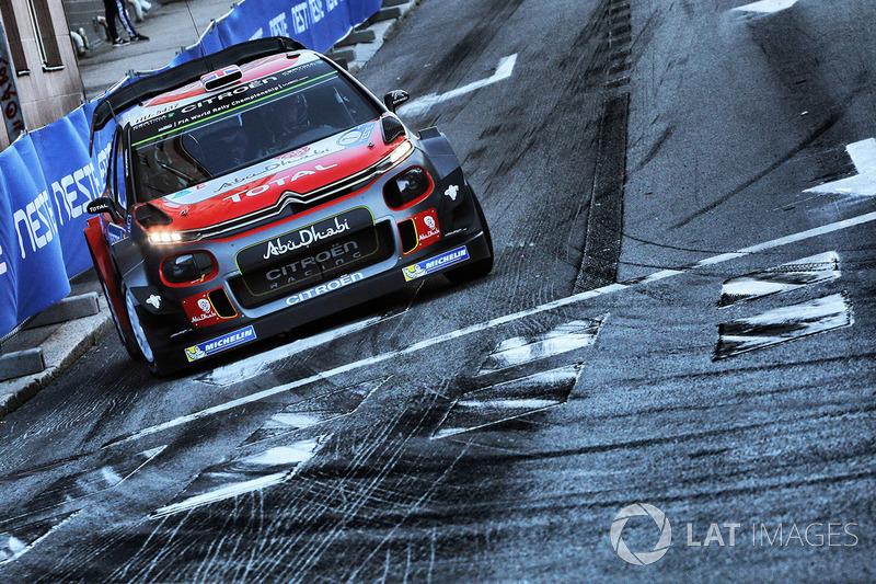 Кріс Мік, Пол Нейгл, Citroën C3 WRC, Citroën World Rally Team