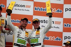 Podium: 3. #48 Mercedes-AMG Team HTP Motorsport, Mercedes-AMG GT3: Indy Dontje, Marvin Kirchhöfer