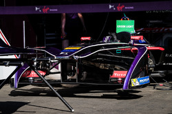 Car of Jose Maria Lopez, DS Virgin Racing