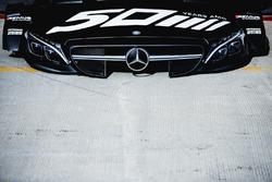 Capó de coche de Robert Wickens, Mercedes-AMG Team HWA, Mercedes-AMG C63 DTM