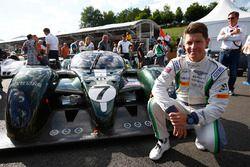 Guy Smith, the 2003 Bentley Speed 8 LMP1