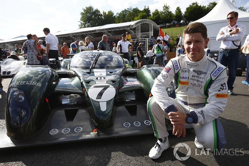 Гай Смит и Bentley Speed 8 LMP1