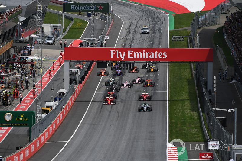 Grand Prix d'Autriche 2017
