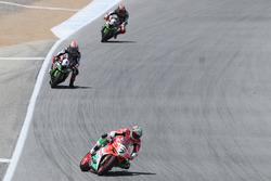 Chaz Davies, Ducati Team, Jonathan Rea, Kawasaki Racing, Tom Sykes, Kawasaki Racing