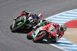 Chaz Davies, Ducati Team, Jonathan Rea, Kawasaki Racing