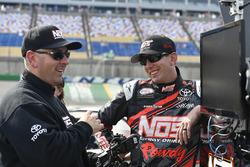 Eric Phillips, Kyle Busch, Joe Gibbs Racing Toyota