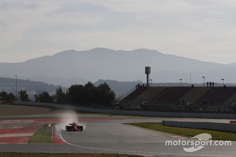 Kimi Räikkönen, Ferrari SV70H