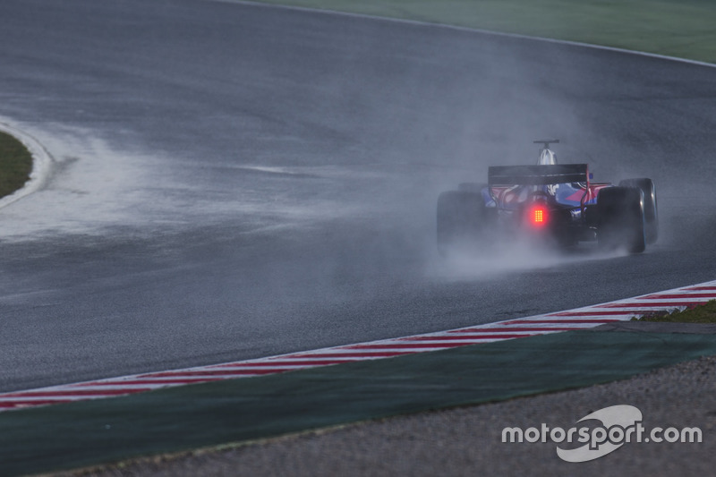 Данііл Квят, Toro Rosso STR12