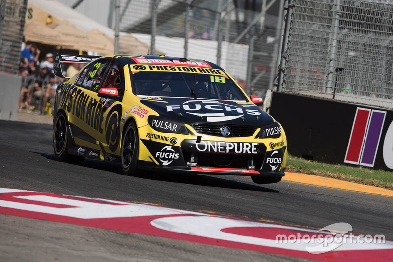 #18: Lee Holdsworth, Team 18 Holden