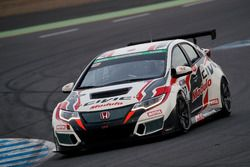 Honda Civic Type-R TCR, Modulo Racing Project, Shinichi Ito, Shinichi Ebisawa e Shinji Nakano