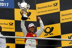 Podium: third place Mike Rockenfeller, Audi Sport Team Phoenix, Audi RS 5 DTM