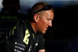 Charlie Kimball, Chip Ganassi Racing Honda crew
