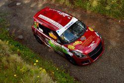 Andrea Pollarolo, Marina Bertonasco, Suzuki Swift, Easy Races