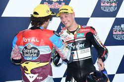 Franco Morbidelli, Marc VDS, Dominique Aegerter, Kiefer Racing