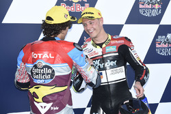 Franco Morbidelli, Marc VDS; Dominique Aegerter, Kiefer Racing