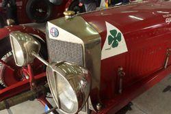 Исторический автомобиль Alfa Romeo