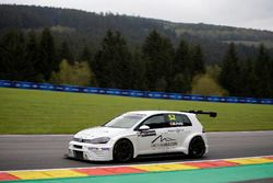 Maxime Potty, Michaël Mazuin Sport, Volkswagen Golf GTI TCR