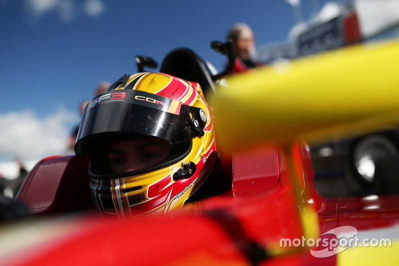 Omar Ismail, Chris Dittmann Racing