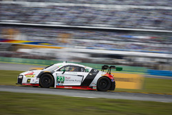 #23 Alex Job Racing Audi R8 LMS GT3: Bill Sweedler, Pierre Kaffer, Townswend Bell, Frank Montecalvo