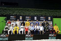 Gruppenfoto: Die ROC-Teilnehmer 2017 in der Einzelwertung
