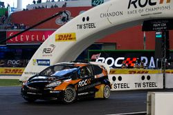 Petter Solberg, driving the RX Supercar Lite