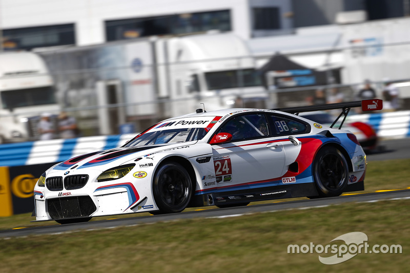 11. GTLM: #24 BMW Team RLL, BMW M6 GTLM