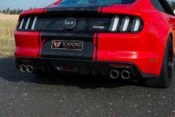 Tickford Ford Mustang rear detail