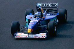 Norberto Fontana, Sauber C16