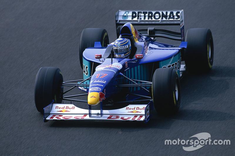 Норберто Фонтана, Sauber