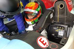 #35 Jackie Chan DC Racing Oreca Nissan 03R: Ho-Pin Tung