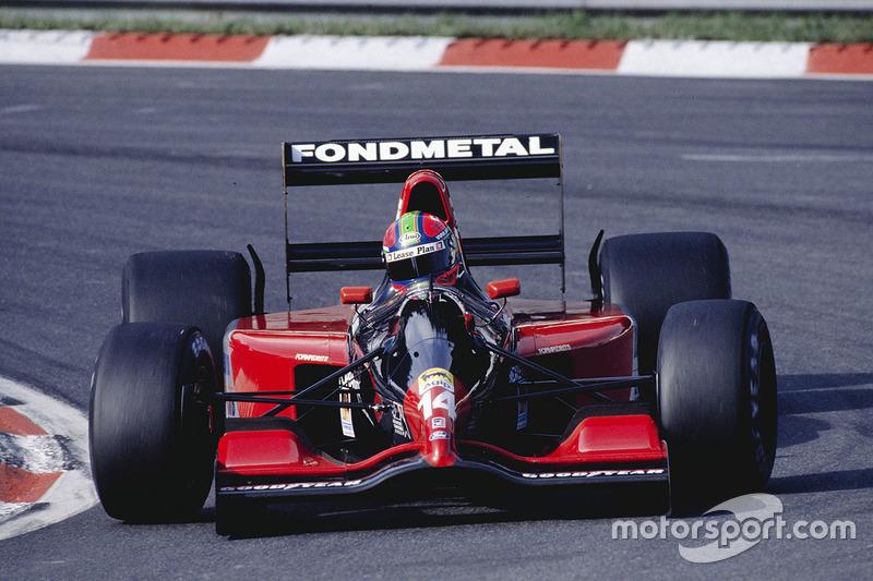 Fondmetal (1991-1992)