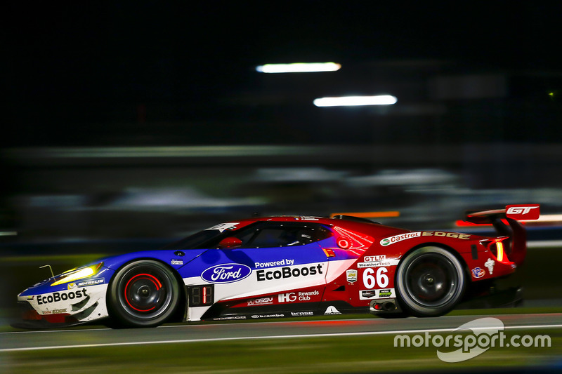 1. GTLM: #66 Ford Performance Chip Ganassi Racing, Ford GT