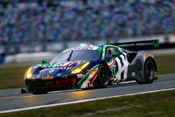 #51 Spirit of Race Ferrari 488 GT3: Peter Mann, Maurizio Mediani, Alessandro Pier Guidi, Davide Rigo